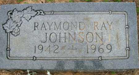 JOHNSON, RAYMOND RAY - Ashley County, Arkansas | RAYMOND RAY JOHNSON - Arkansas Gravestone Photos