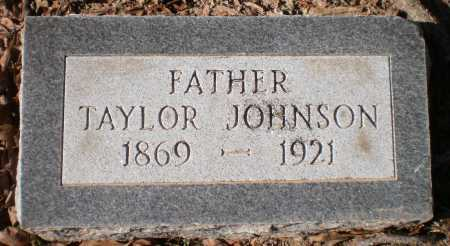 JOHNSON, TAYLOR - Ashley County, Arkansas   TAYLOR JOHNSON - Arkansas Gravestone Photos