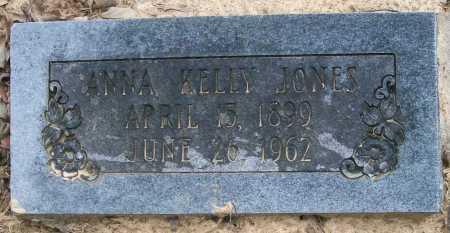 JONES, ANNA - Ashley County, Arkansas | ANNA JONES - Arkansas Gravestone Photos