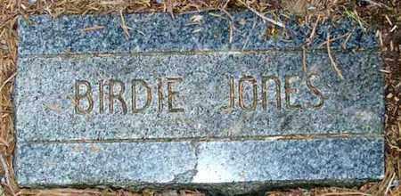 JONES, BIRDIE - Ashley County, Arkansas | BIRDIE JONES - Arkansas Gravestone Photos