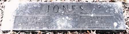"JONES, GEORGE BUNYAN ""BUNN"" - Ashley County, Arkansas   GEORGE BUNYAN ""BUNN"" JONES - Arkansas Gravestone Photos"