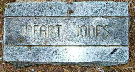 JONES, INFANT - Ashley County, Arkansas   INFANT JONES - Arkansas Gravestone Photos