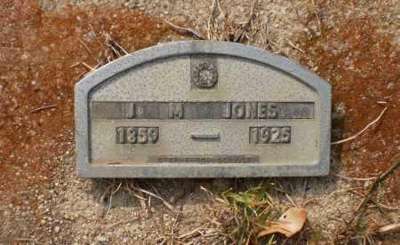 JONES, J M - Ashley County, Arkansas | J M JONES - Arkansas Gravestone Photos