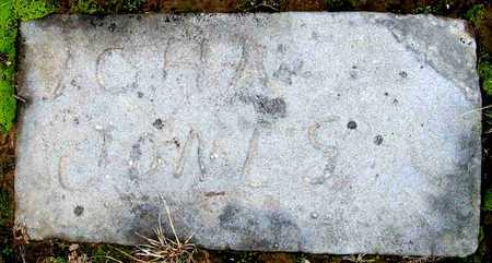 JONES, JOHN - Ashley County, Arkansas | JOHN JONES - Arkansas Gravestone Photos