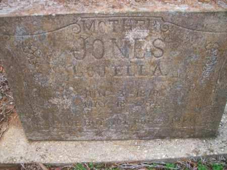 JONES, LOUELLA - Ashley County, Arkansas   LOUELLA JONES - Arkansas Gravestone Photos