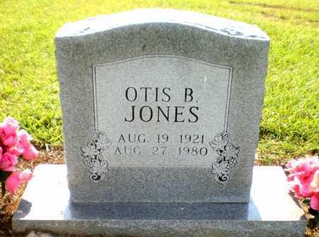 JONES, OTIS B - Ashley County, Arkansas   OTIS B JONES - Arkansas Gravestone Photos