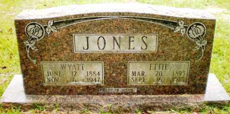 JONES, ETTIE - Ashley County, Arkansas   ETTIE JONES - Arkansas Gravestone Photos