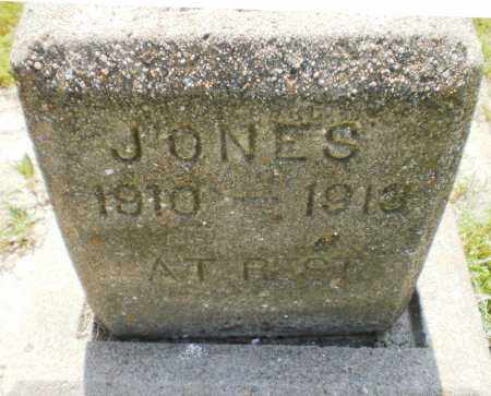 JONES, VELMA LEE (FRONT) - Ashley County, Arkansas   VELMA LEE (FRONT) JONES - Arkansas Gravestone Photos