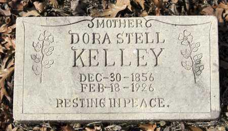 KELLEY, DORA - Ashley County, Arkansas | DORA KELLEY - Arkansas Gravestone Photos