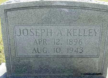 KELLEY, JOSEPH A - Ashley County, Arkansas | JOSEPH A KELLEY - Arkansas Gravestone Photos