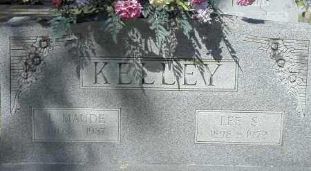 KELLEY, L MAUDE - Ashley County, Arkansas | L MAUDE KELLEY - Arkansas Gravestone Photos