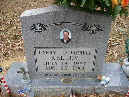 KELLEY, LARRY LADARRELL - Ashley County, Arkansas | LARRY LADARRELL KELLEY - Arkansas Gravestone Photos