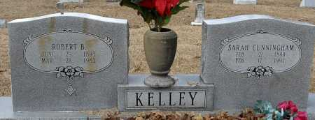 CUNNINGHAM KELLEY, SARAH - Ashley County, Arkansas | SARAH CUNNINGHAM KELLEY - Arkansas Gravestone Photos