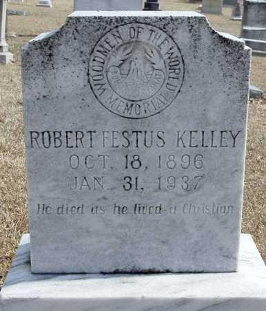 KELLEY, ROBERT FESTUS - Ashley County, Arkansas | ROBERT FESTUS KELLEY - Arkansas Gravestone Photos