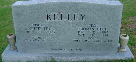 KELLEY, THOMAS CECIL - Ashley County, Arkansas | THOMAS CECIL KELLEY - Arkansas Gravestone Photos