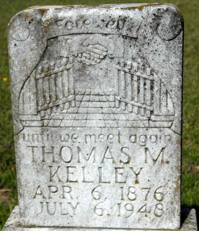 KELLEY, THOMAS M - Ashley County, Arkansas | THOMAS M KELLEY - Arkansas Gravestone Photos