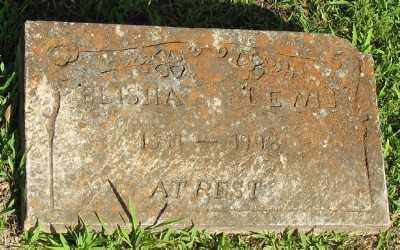 LEWIS, ELISHA - Ashley County, Arkansas   ELISHA LEWIS - Arkansas Gravestone Photos