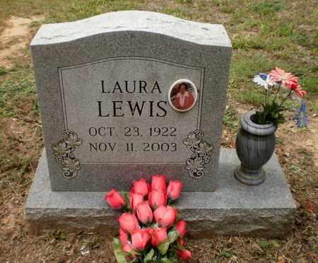 LEWIS, LAURA - Ashley County, Arkansas | LAURA LEWIS - Arkansas Gravestone Photos