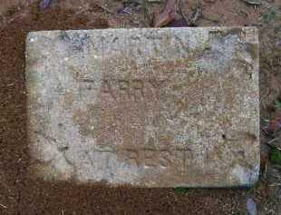 MARTIN, ?ARRY - Ashley County, Arkansas | ?ARRY MARTIN - Arkansas Gravestone Photos