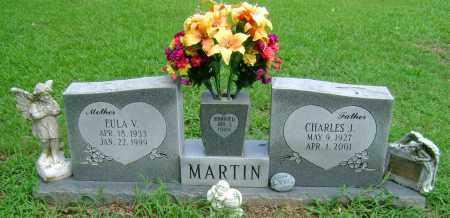 MARTIN, EULA V - Ashley County, Arkansas | EULA V MARTIN - Arkansas Gravestone Photos