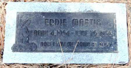 MARTIN, EDDIE - Ashley County, Arkansas   EDDIE MARTIN - Arkansas Gravestone Photos