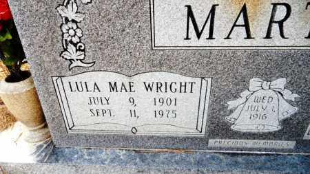 MARTIN, LULA MAE - Ashley County, Arkansas | LULA MAE MARTIN - Arkansas Gravestone Photos