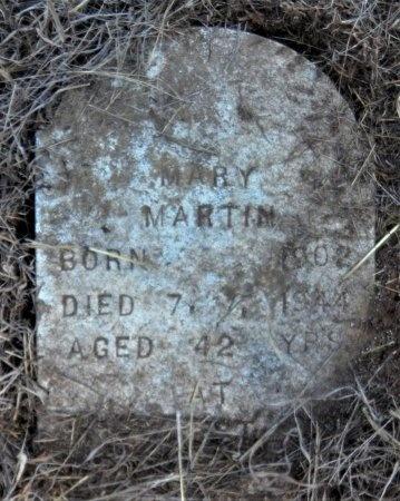 MARTIN, MARY - Ashley County, Arkansas   MARY MARTIN - Arkansas Gravestone Photos