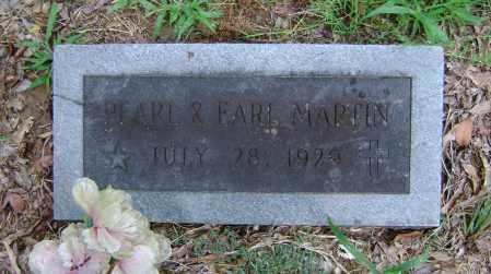 MARTIN, EARL - Ashley County, Arkansas | EARL MARTIN - Arkansas Gravestone Photos