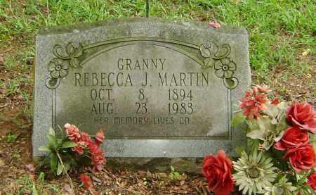 MARTIN, REBECCA J - Ashley County, Arkansas   REBECCA J MARTIN - Arkansas Gravestone Photos