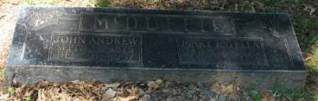 MCDUFFIE, MARY ESTELLA - Ashley County, Arkansas | MARY ESTELLA MCDUFFIE - Arkansas Gravestone Photos