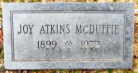 MCDUFFIE, JOY - Ashley County, Arkansas | JOY MCDUFFIE - Arkansas Gravestone Photos