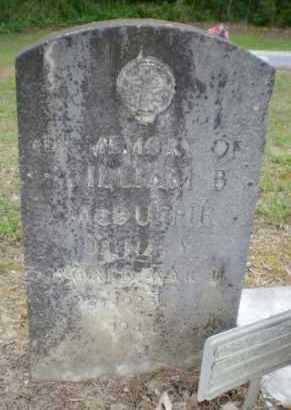 MCDUFFIE (VETERAN WWII MIA), WILLIAM B (CENOTAPH) - Ashley County, Arkansas   WILLIAM B (CENOTAPH) MCDUFFIE (VETERAN WWII MIA) - Arkansas Gravestone Photos