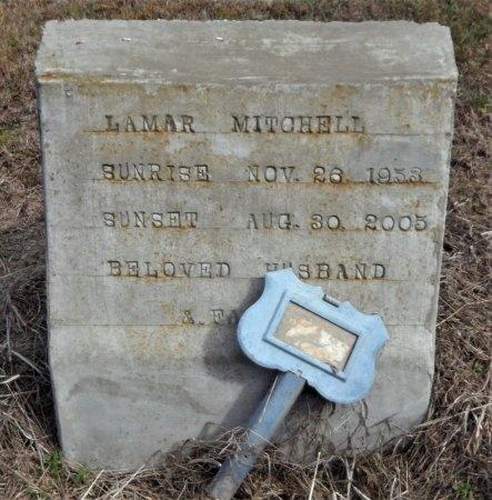 MITCHELL, LAMAR - Ashley County, Arkansas | LAMAR MITCHELL - Arkansas Gravestone Photos