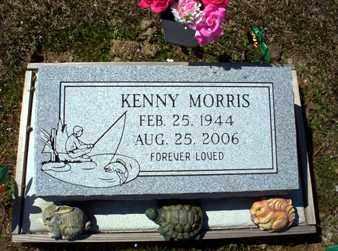 MORRIS, KENNETH - Ashley County, Arkansas   KENNETH MORRIS - Arkansas Gravestone Photos