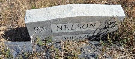 NELSON, JR., NATHAN - Ashley County, Arkansas | NATHAN NELSON, JR. - Arkansas Gravestone Photos