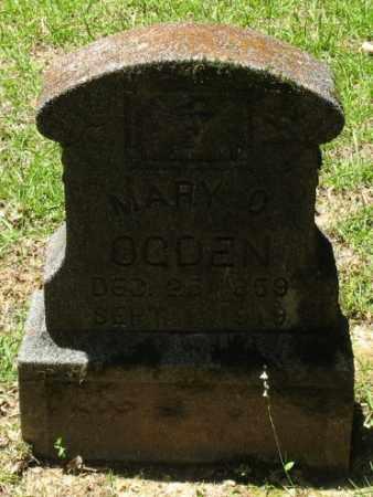 OGDEN, MARY C. - Ashley County, Arkansas | MARY C. OGDEN - Arkansas Gravestone Photos