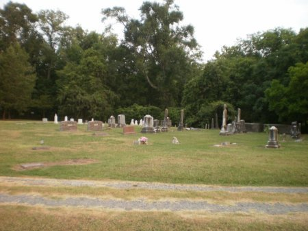 *OVERVIEW, OLD SECTION - Ashley County, Arkansas | OLD SECTION *OVERVIEW - Arkansas Gravestone Photos