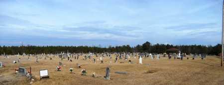 *OVERVIEW, WEST END - Ashley County, Arkansas   WEST END *OVERVIEW - Arkansas Gravestone Photos