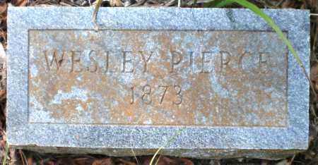 PIERCE, WESLEY - Ashley County, Arkansas | WESLEY PIERCE - Arkansas Gravestone Photos