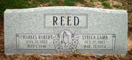 REED, CHARLES ROBERT - Ashley County, Arkansas | CHARLES ROBERT REED - Arkansas Gravestone Photos
