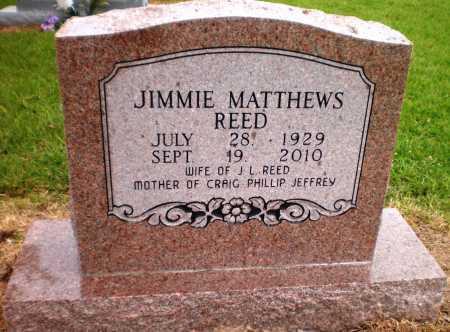 REED, JIMMIE - Ashley County, Arkansas | JIMMIE REED - Arkansas Gravestone Photos