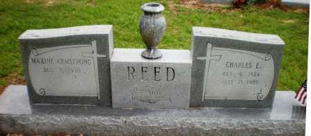 REED, CHARLES EDWARD - Ashley County, Arkansas | CHARLES EDWARD REED - Arkansas Gravestone Photos