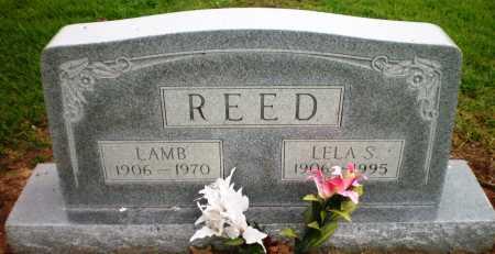 REED, LELA S - Ashley County, Arkansas | LELA S REED - Arkansas Gravestone Photos