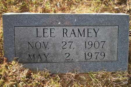 RAMEY, LEE - Ashley County, Arkansas | LEE RAMEY - Arkansas Gravestone Photos