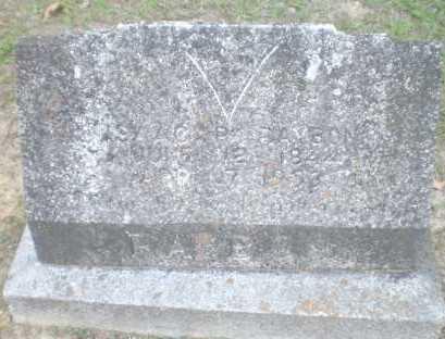 RAYBON, ISAAC P - Ashley County, Arkansas   ISAAC P RAYBON - Arkansas Gravestone Photos