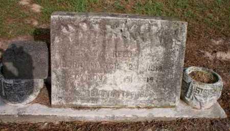 REED, HENRY - Ashley County, Arkansas   HENRY REED - Arkansas Gravestone Photos