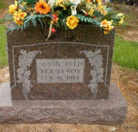 REED, JESSIE - Ashley County, Arkansas   JESSIE REED - Arkansas Gravestone Photos