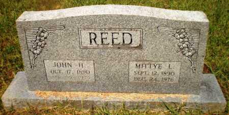 REED, JOHN H - Ashley County, Arkansas   JOHN H REED - Arkansas Gravestone Photos