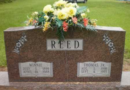 REED, WINNIE - Ashley County, Arkansas | WINNIE REED - Arkansas Gravestone Photos