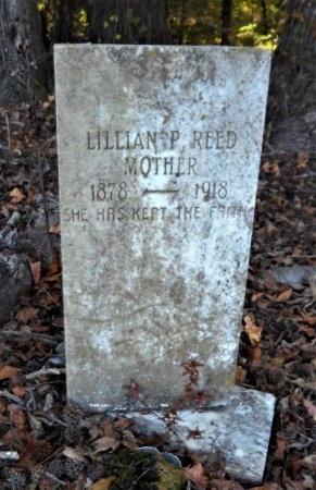 REED, LILLIAN P - Ashley County, Arkansas   LILLIAN P REED - Arkansas Gravestone Photos